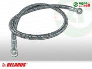 MTZ üzemanyag flexibilis cső L=400mm