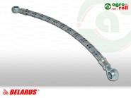 MTZ üzemanyag flexibilis cső L=450mm rövid
